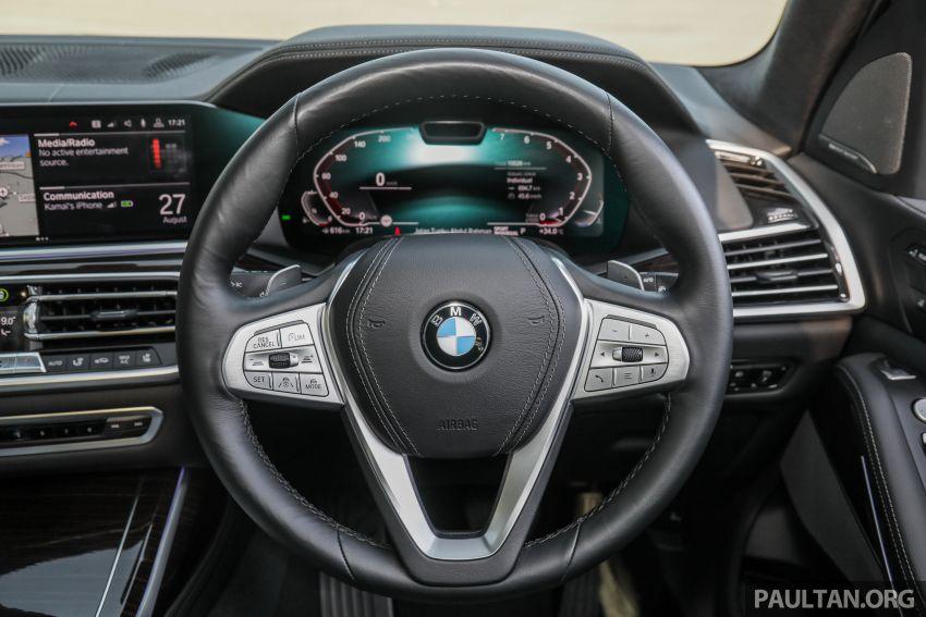 GALERI: BMW X7 xDrive40i G07 Design Pure Excellence — model SUV <em>flagship</em> besar, dari RM862k Image #1168844