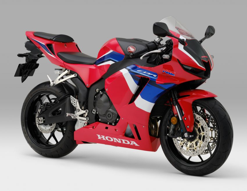2020 Honda CBR600RR on sale in Japan, RM57,708 Image #1164353