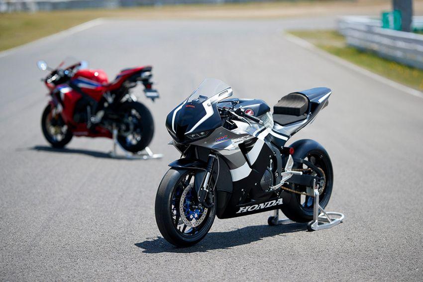 2020 Honda CBR600RR on sale in Japan, RM57,708 Image #1164379