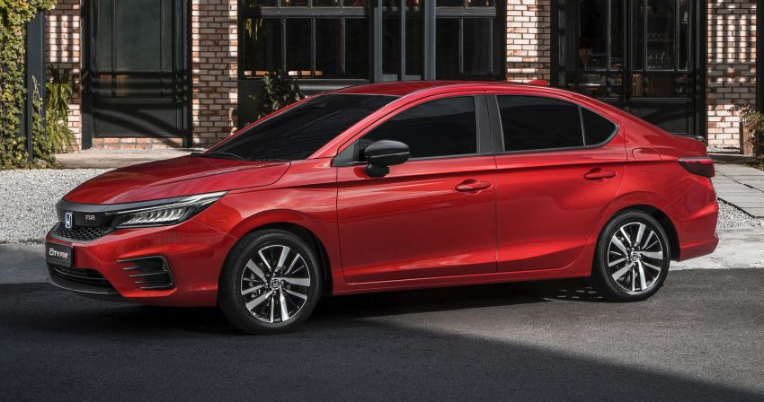2020 Honda City open for booking in Malaysia – new 1.5L NA DOHC, world debut for RS i-MMD, Q4 launch Image #1160626
