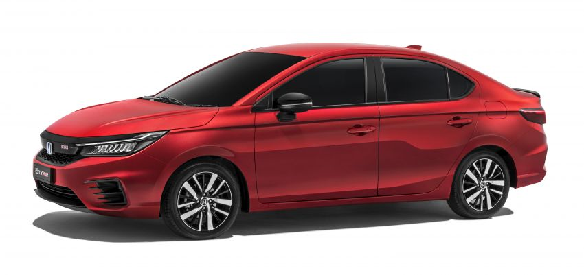 2020 Honda City open for booking in Malaysia – new 1.5L NA DOHC, world debut for RS i-MMD, Q4 launch Image #1160627
