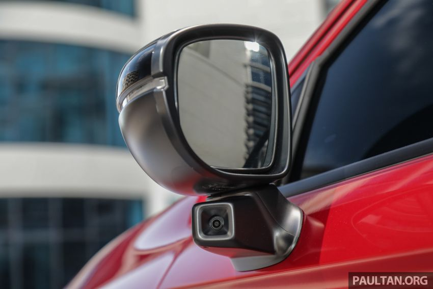 GALLERY: 2020 Honda City RS i-MMD – Malaysia to get Honda Sensing, LaneWatch and rear disc brakes Image #1165418