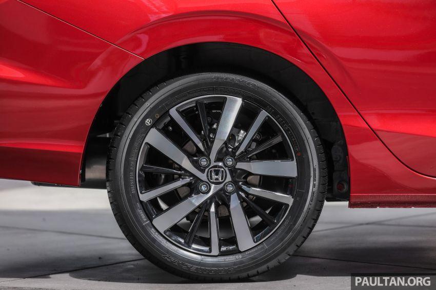 GALLERY: 2020 Honda City RS i-MMD – Malaysia to get Honda Sensing, LaneWatch and rear disc brakes Image #1165422