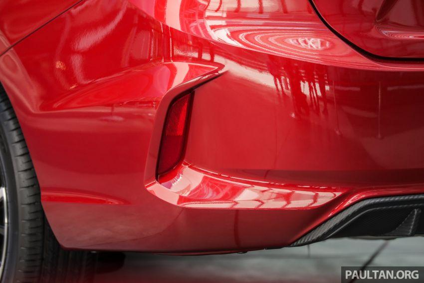 Honda City 2020 e:HEV RS i-MMD di prebiu – ada Honda Sensing, LaneWatch dan brek cakera belakang Image #1165387