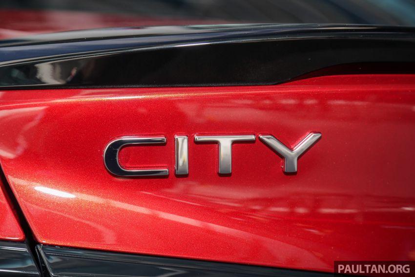 Honda City 2020 e:HEV RS i-MMD di prebiu – ada Honda Sensing, LaneWatch dan brek cakera belakang Image #1165390