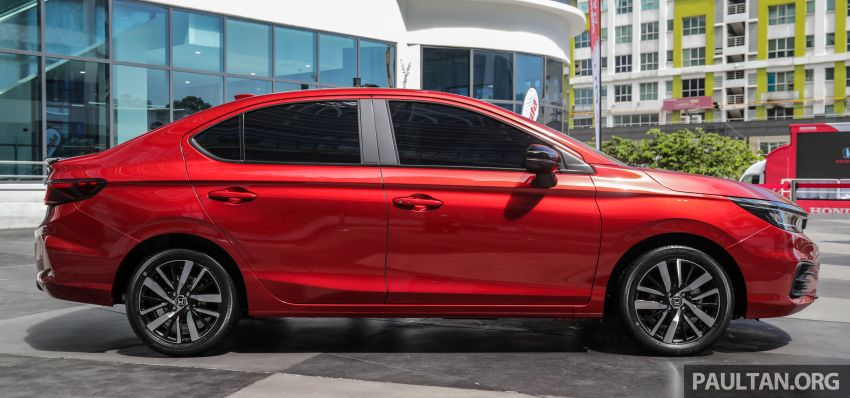 GALLERY: 2020 Honda City RS i-MMD – Malaysia to get Honda Sensing, LaneWatch and rear disc brakes Image #1165408