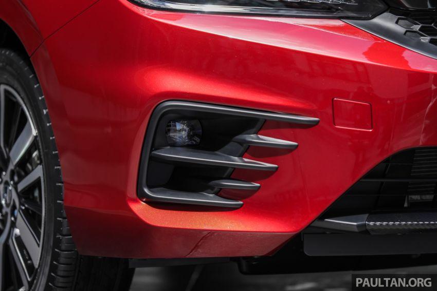 Honda City 2020 e:HEV RS i-MMD di prebiu – ada Honda Sensing, LaneWatch dan brek cakera belakang Image #1165373