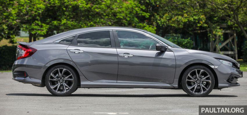 GALLERY: 2020 Honda Civic 1.5 TC-P facelift – RM135k Image #1158308