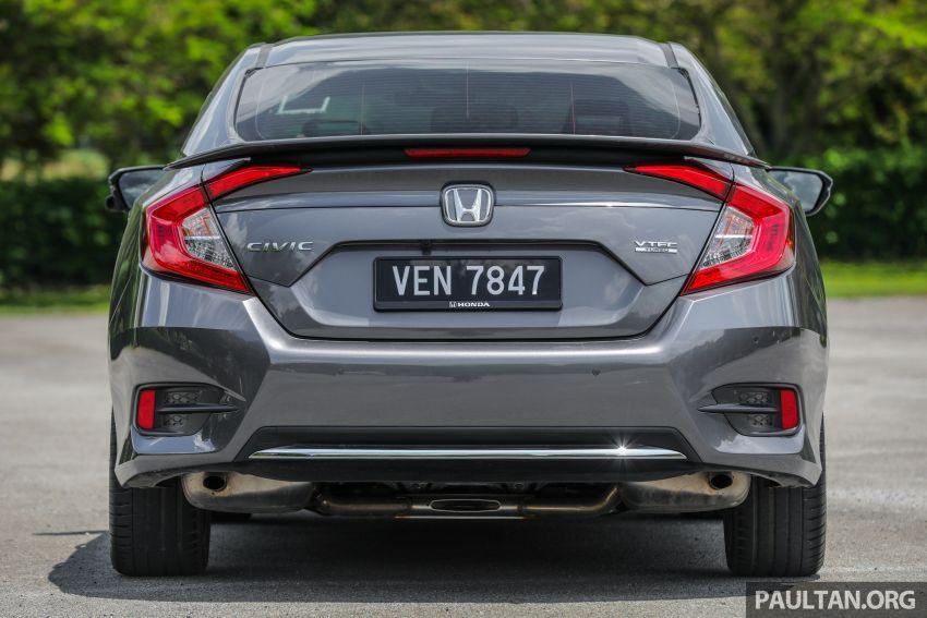 GALLERY: 2020 Honda Civic 1.5 TC-P facelift – RM135k Image #1158312