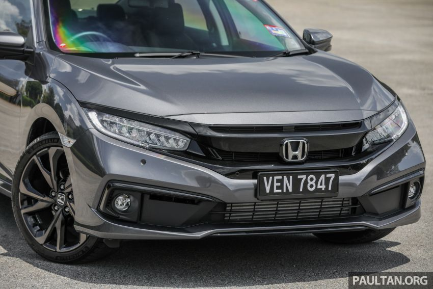 GALLERY: 2020 Honda Civic 1.5 TC-P facelift – RM135k Image #1158313