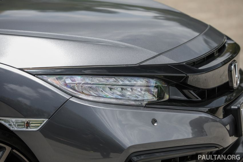 GALLERY: 2020 Honda Civic 1.5 TC-P facelift – RM135k Image #1158316