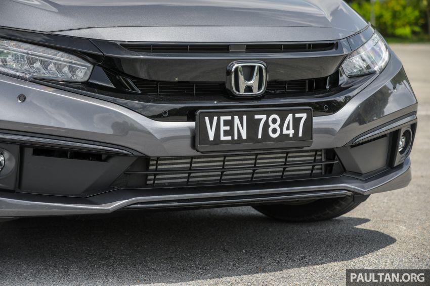 GALLERY: 2020 Honda Civic 1.5 TC-P facelift – RM135k Image #1158319