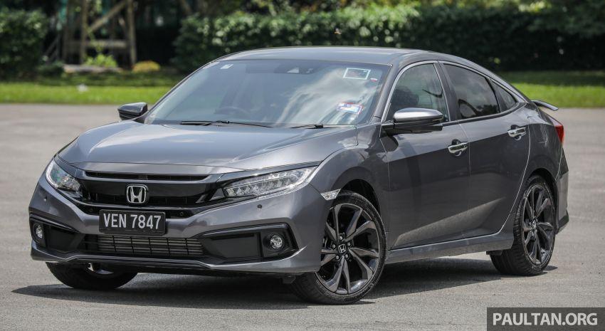 GALLERY: 2020 Honda Civic 1.5 TC-P facelift – RM135k Image #1158301