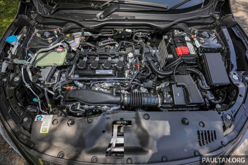 GALLERY: 2020 Honda Civic 1.5 TC-P facelift – RM135k Image #1158335