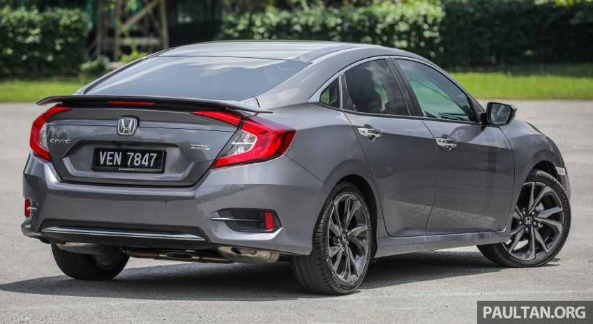 GALLERY: 2020 Honda Civic 1.5 TC-P facelift – RM135k Image #1158303