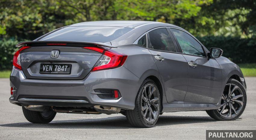 GALLERY: 2020 Honda Civic 1.5 TC-P facelift – RM135k Image #1158304