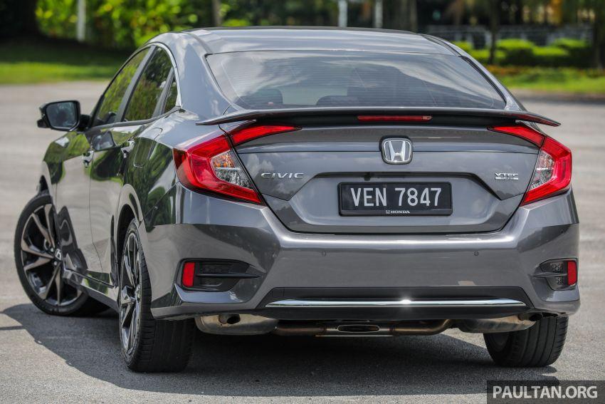 GALLERY: 2020 Honda Civic 1.5 TC-P facelift – RM135k Image #1158305