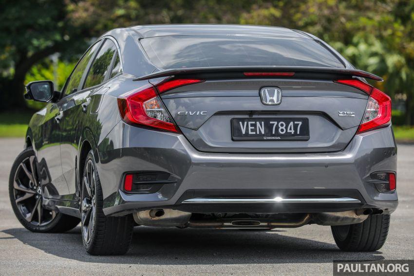 GALLERY: 2020 Honda Civic 1.5 TC-P facelift – RM135k Image #1158306