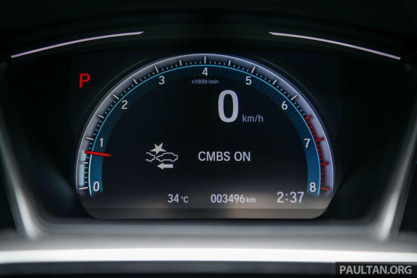 GALLERY: 2020 Honda Civic 1.5 TC-P facelift – RM135k Image #1158346