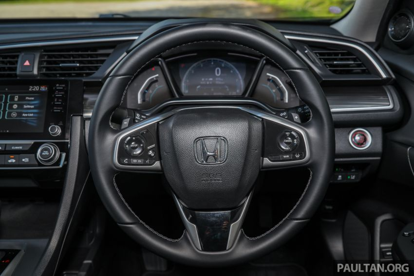GALLERY: 2020 Honda Civic 1.5 TC-P facelift – RM135k Image #1158348