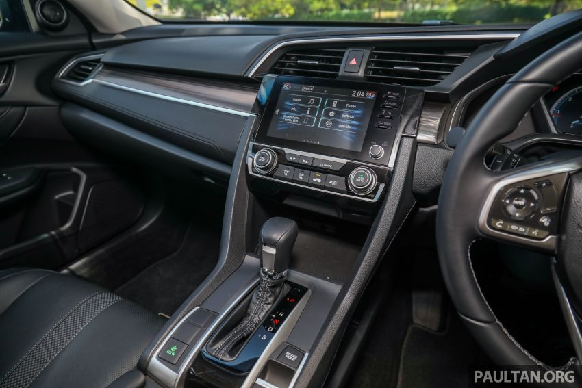GALLERY: 2020 Honda Civic 1.5 TC-P facelift – RM135k Image #1158353