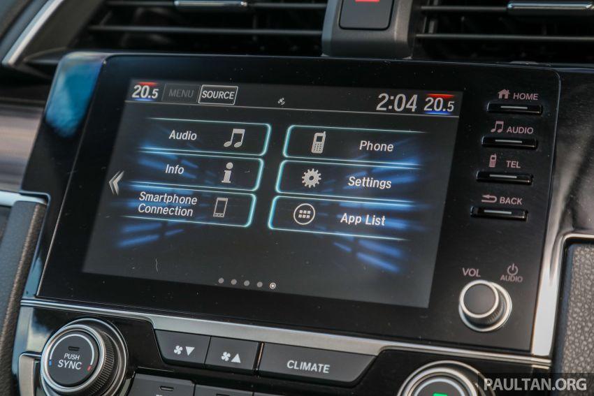GALLERY: 2020 Honda Civic 1.5 TC-P facelift – RM135k Image #1158354