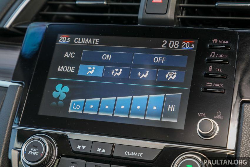 GALLERY: 2020 Honda Civic 1.5 TC-P facelift – RM135k Image #1158357