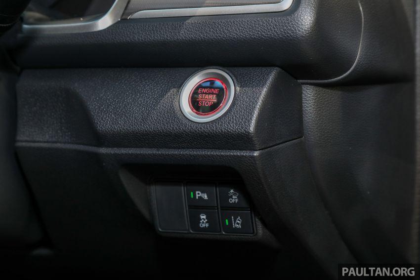 GALLERY: 2020 Honda Civic 1.5 TC-P facelift – RM135k Image #1158276