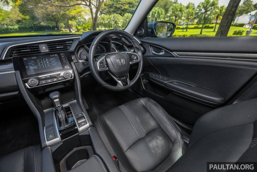 GALLERY: 2020 Honda Civic 1.5 TC-P facelift – RM135k Image #1158279