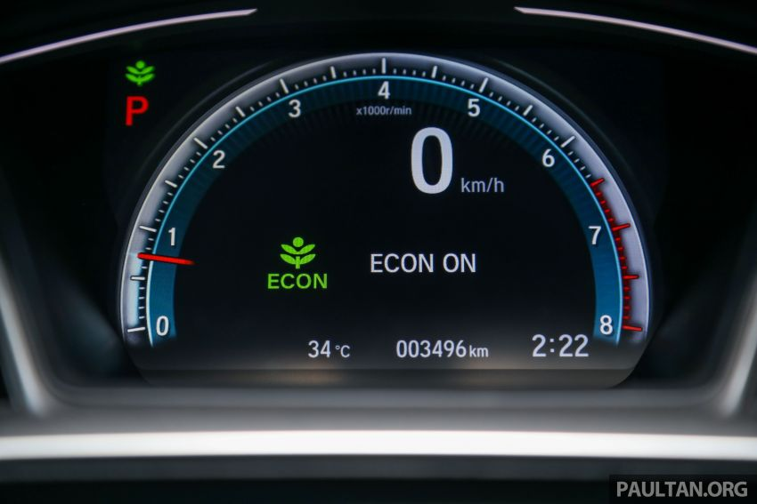 GALLERY: 2020 Honda Civic 1.5 TC-P facelift – RM135k Image #1158340