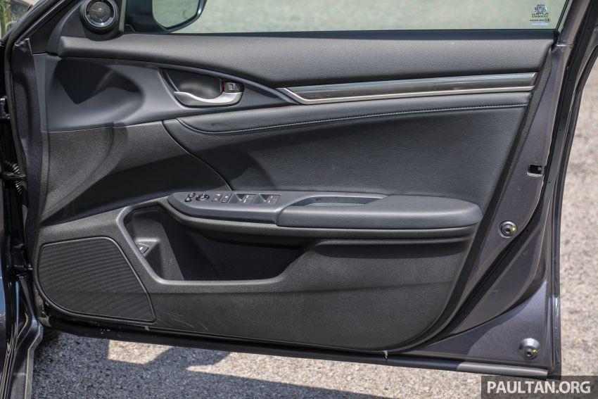 GALLERY: 2020 Honda Civic 1.5 TC-P facelift – RM135k Image #1158286