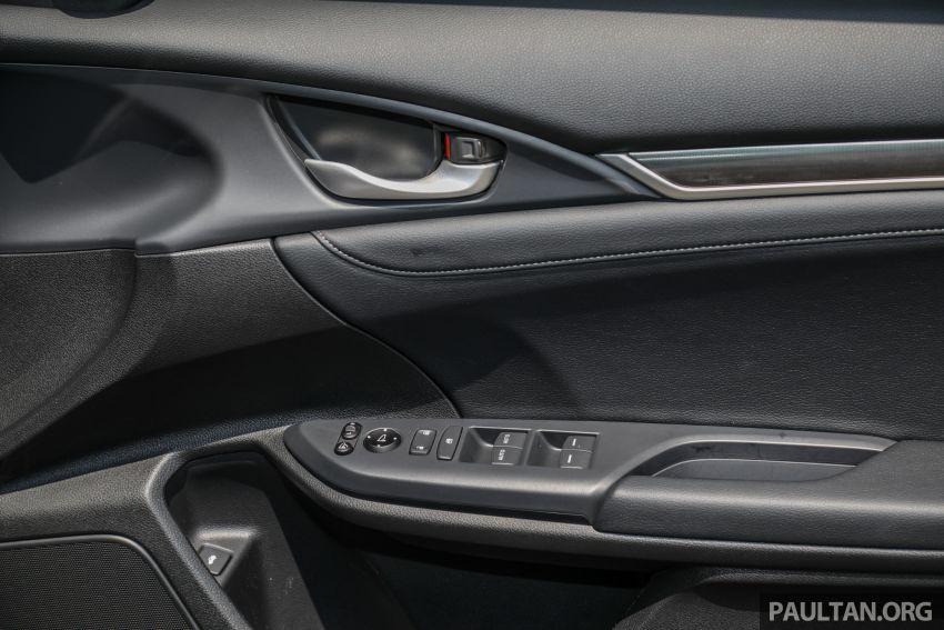 GALLERY: 2020 Honda Civic 1.5 TC-P facelift – RM135k Image #1158287