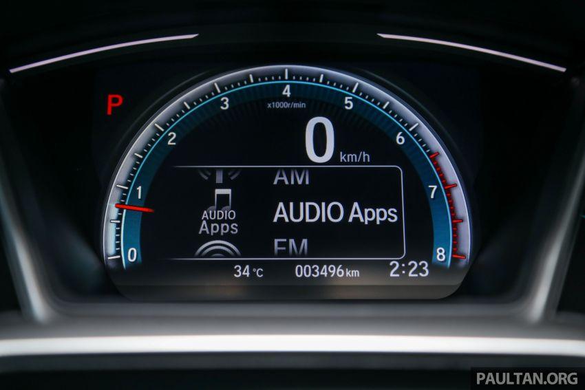 GALLERY: 2020 Honda Civic 1.5 TC-P facelift – RM135k Image #1158342