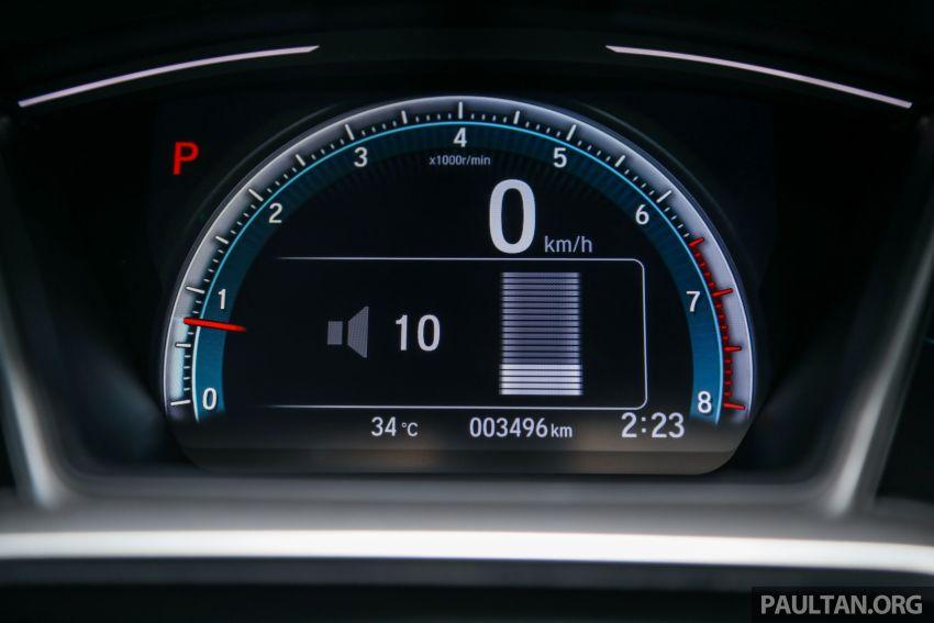 GALLERY: 2020 Honda Civic 1.5 TC-P facelift – RM135k Image #1158344