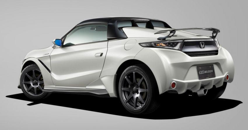 Honda S660 facelift receives new Mugen accessories Image #1167926