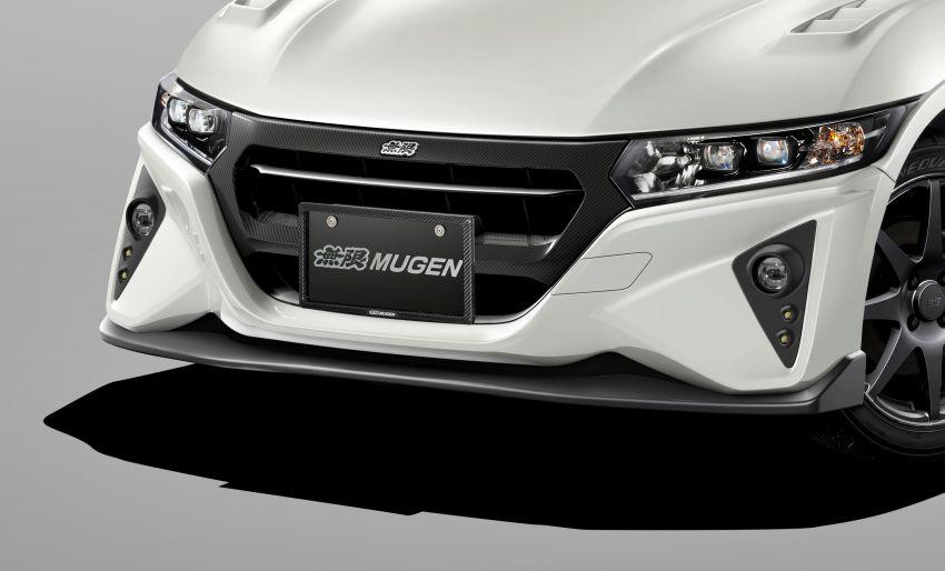Honda S660 facelift receives new Mugen accessories Image #1167927