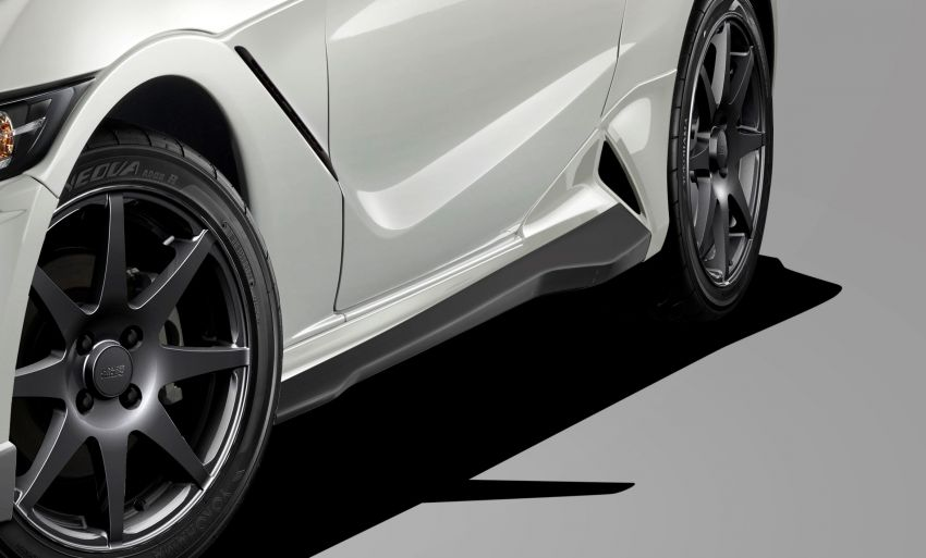 Honda S660 facelift receives new Mugen accessories Image #1167930