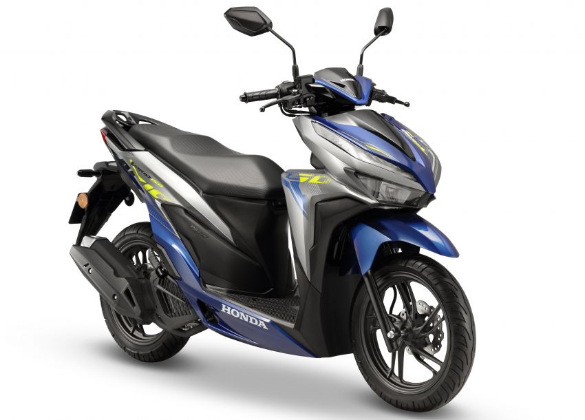 2020 Honda Vario 150 updated for Malaysia, from RM7,499 in three colours, RM7,699 for Repsol Edition Image #1167042