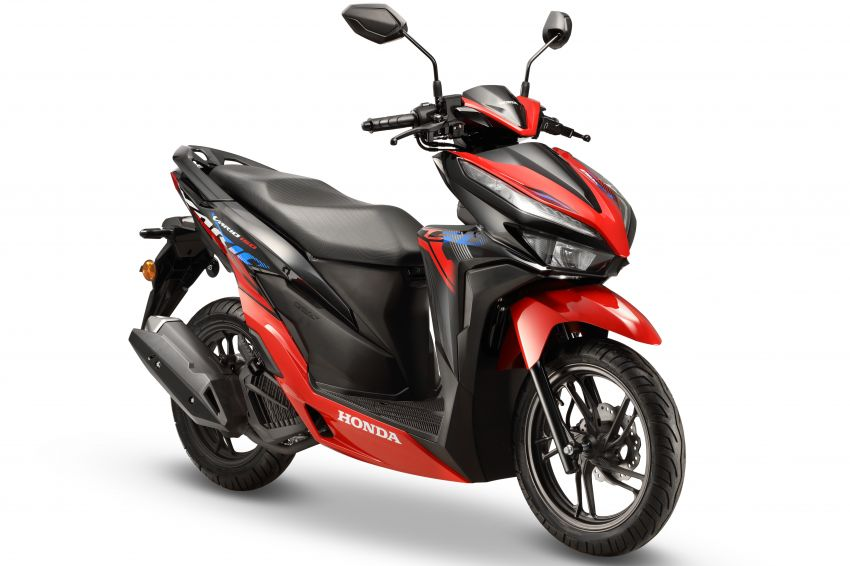 2020 Honda Vario 150 updated for Malaysia, from RM7,499 in three colours, RM7,699 for Repsol Edition Image #1167043