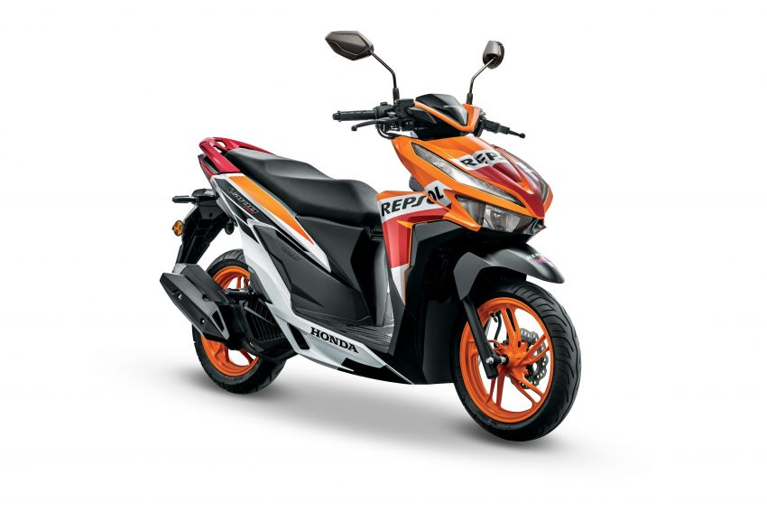 2020 Honda Vario 150 updated for Malaysia, from RM7,499 in three colours, RM7,699 for Repsol Edition Image #1167044