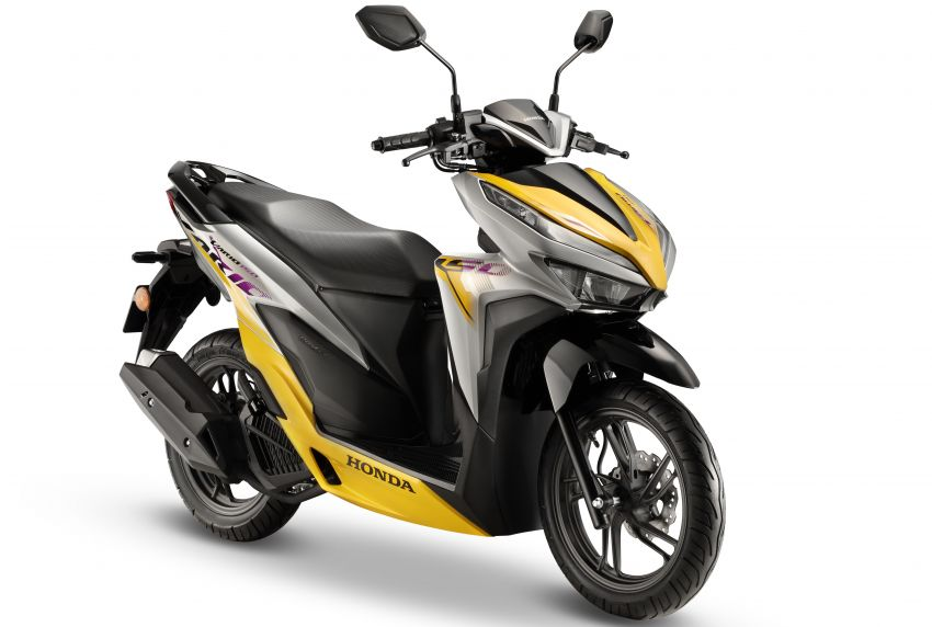 2020 Honda Vario 150 updated for Malaysia, from RM7,499 in three colours, RM7,699 for Repsol Edition Image #1167045