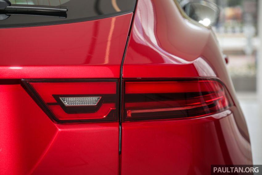 GALERI: Jaguar E-Pace P200 2.0L AWD 2020 – RM403k Image #1168699