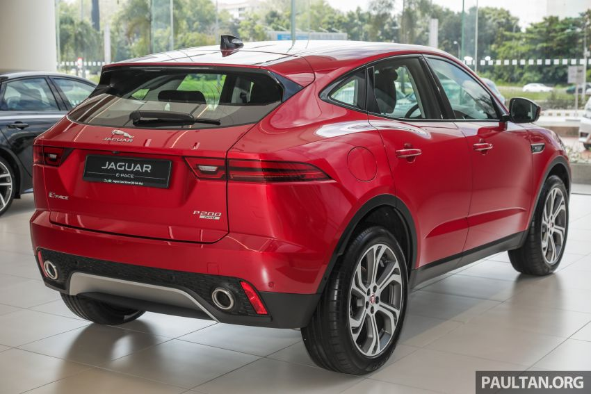 GALERI: Jaguar E-Pace P200 2.0L AWD 2020 – RM403k Image #1168682