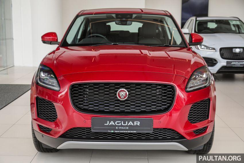GALERI: Jaguar E-Pace P200 2.0L AWD 2020 – RM403k Image #1168684