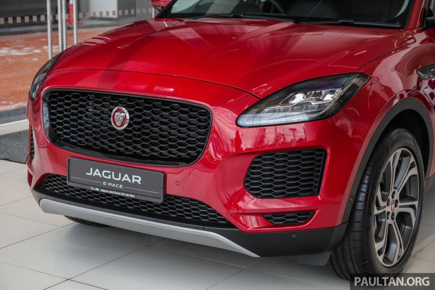GALERI: Jaguar E-Pace P200 2.0L AWD 2020 – RM403k Image #1168686