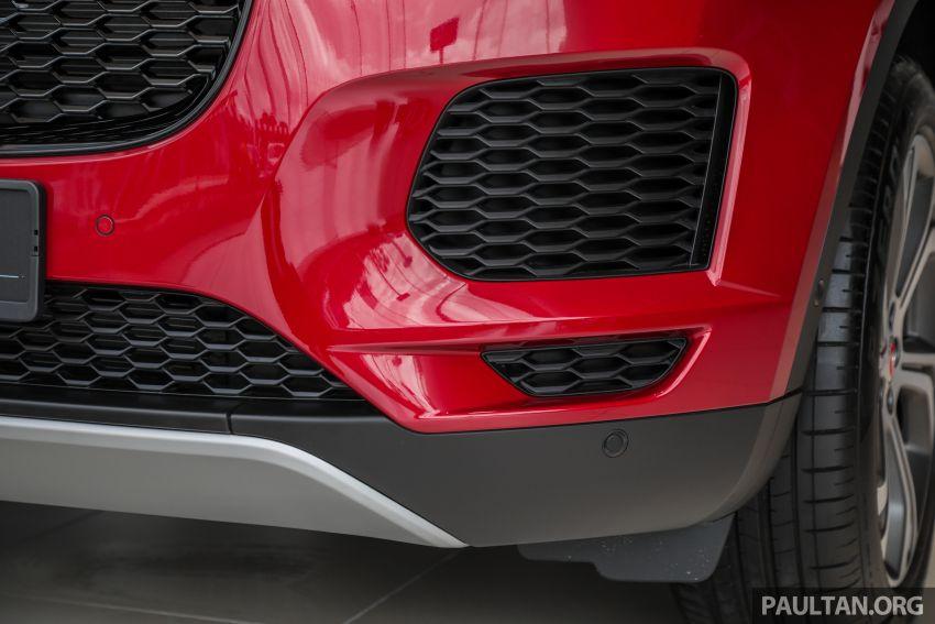 GALERI: Jaguar E-Pace P200 2.0L AWD 2020 – RM403k Image #1168688