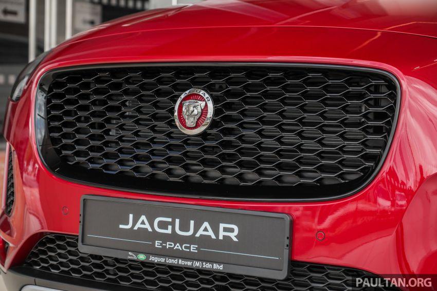 GALERI: Jaguar E-Pace P200 2.0L AWD 2020 – RM403k Image #1168689