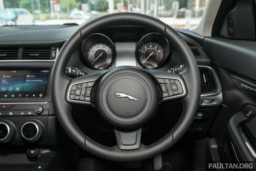 GALERI: Jaguar E-Pace P200 2.0L AWD 2020 – RM403k Image #1168719