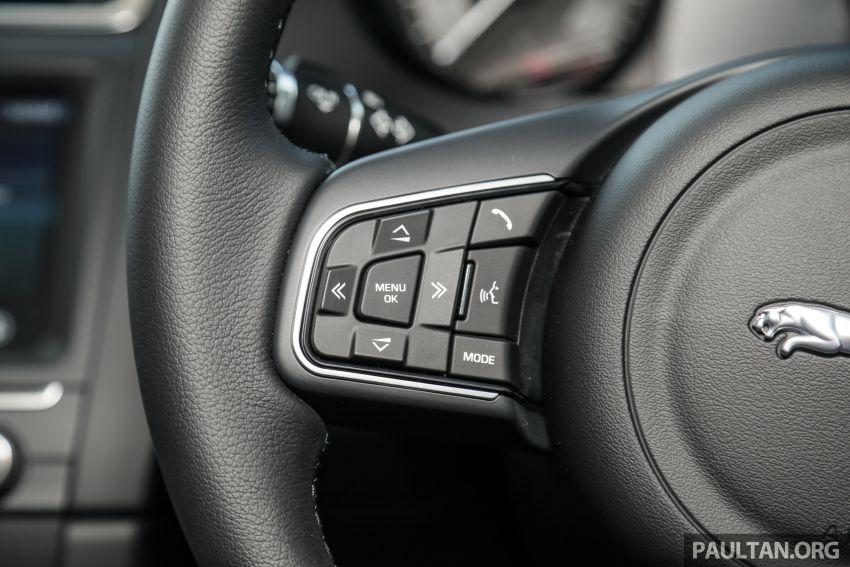 GALERI: Jaguar E-Pace P200 2.0L AWD 2020 – RM403k Image #1168720