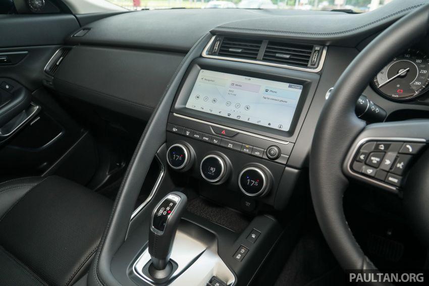GALERI: Jaguar E-Pace P200 2.0L AWD 2020 – RM403k Image #1168722